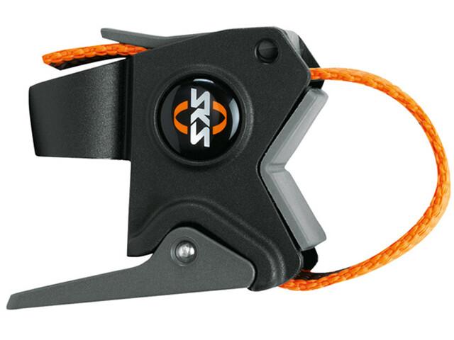 SKS Befestigungsset für SKS Dashblade/S-Blade schwarz/orange